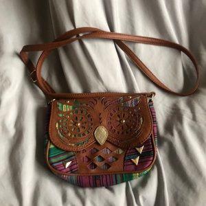 Handbags - Owl purse